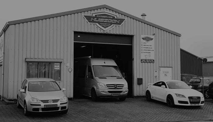 Garage en Carservice Huiszoon